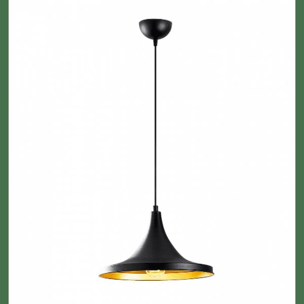 Модерна висяща лампа черен цвят Φ30x33-113 cm