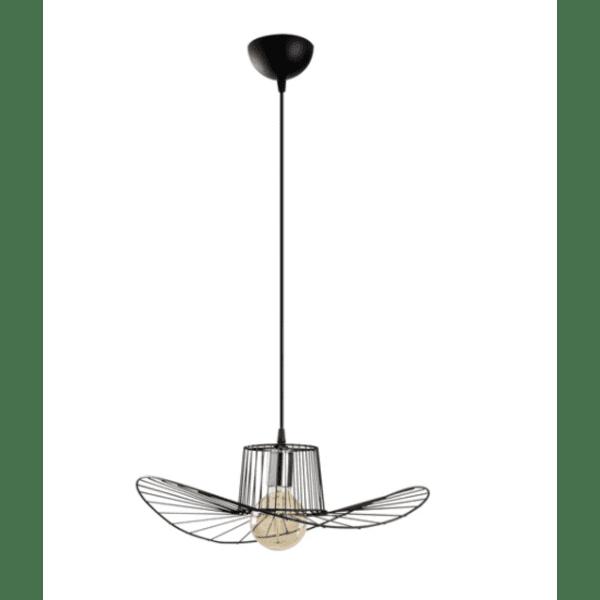 Висяща метална лампа Кари