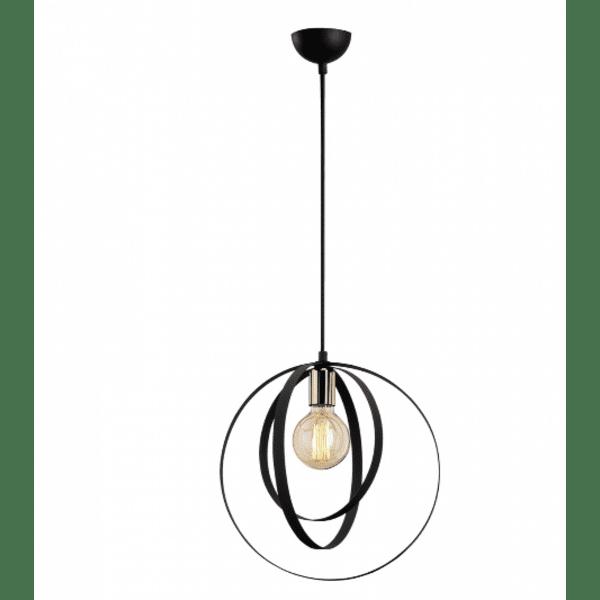 Метална таванна лампа  Φ35Χ131см