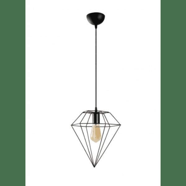 Модерна висяща таванна лампа 30x30x128 см