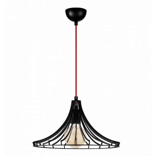 Модерна метална лампа Кари Φ37x126