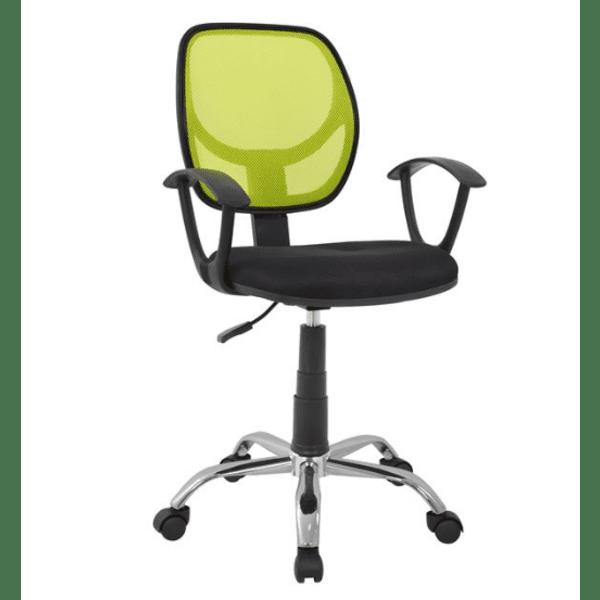 Офис стол Лания-зелен