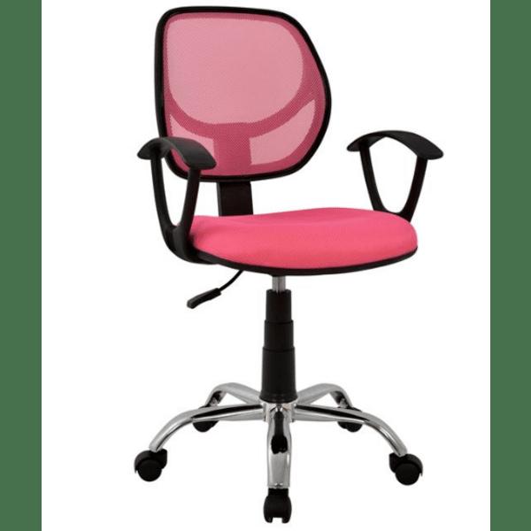 Офис стол Лания -розов