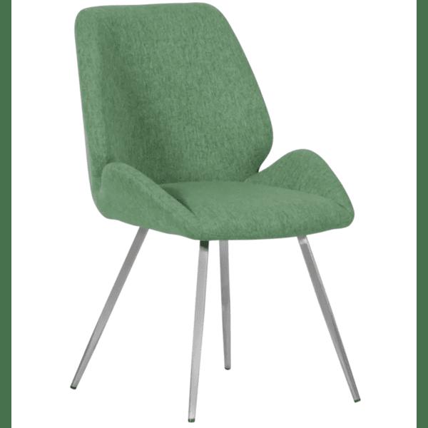 Трапезен стол KIELCE - зелен F