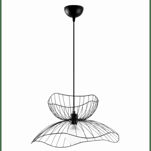 Модерна окачена таванна лампа Емма