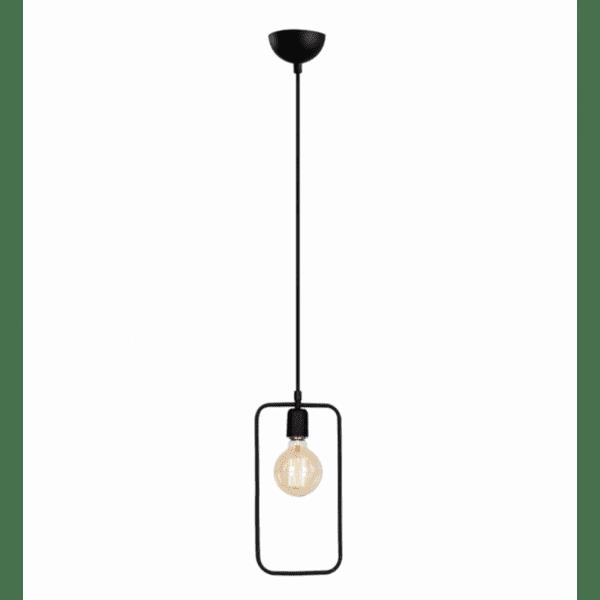 Окачена таванна лампа Модерна 15Χ6Χ123 см