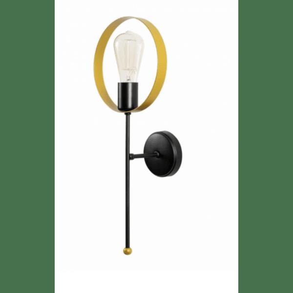 Модерна метална стенна лампа Токио  20Χ13Χ50 см