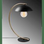 Настолна метална лампа