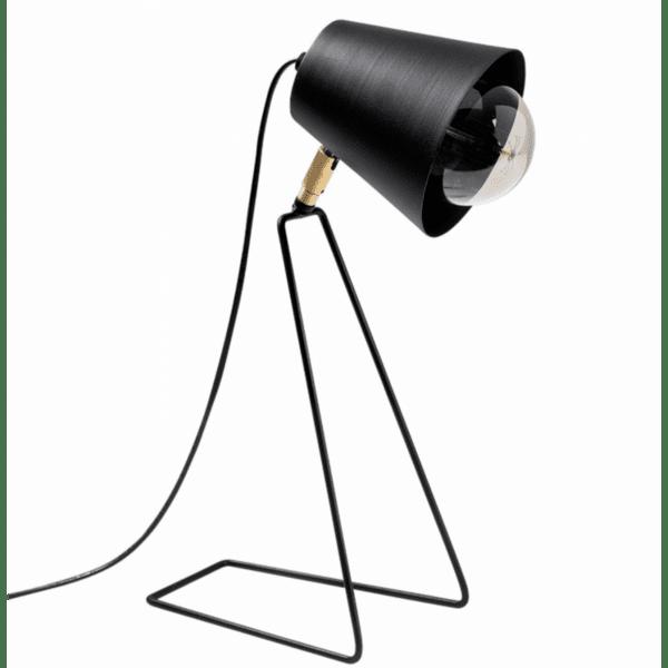 Настолна метална лампа Winn  15x25x40см