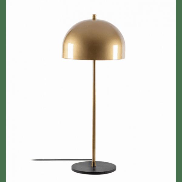 Настолна метална лампа Lori Φ25x58см