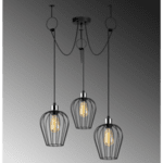 Модерна метална лампа