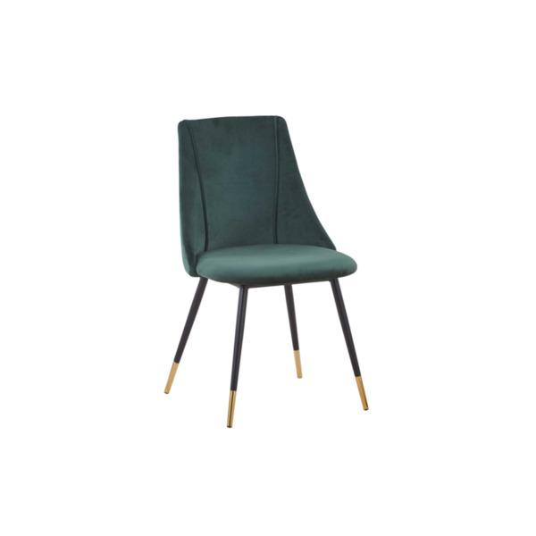 Трапезен стол К312 зелен