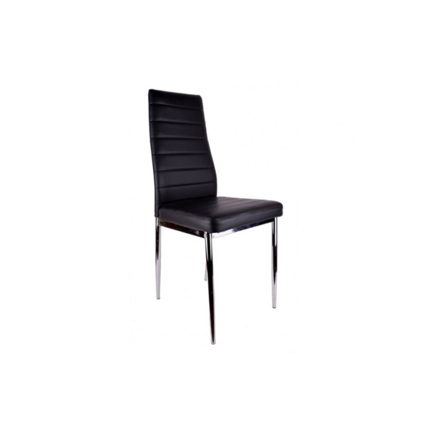Трапезен стол К204 черен