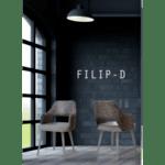 Трапезен стол FILIP-D