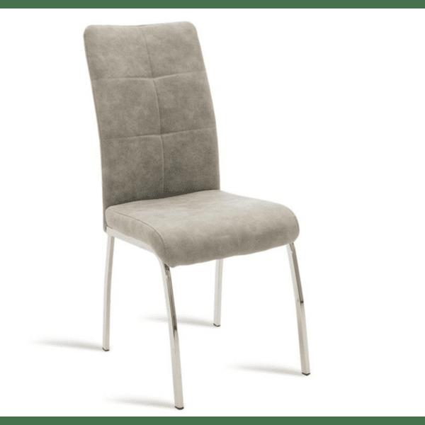 Трапезен стол Ariadne сив цвят