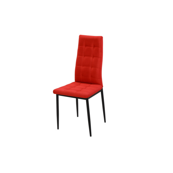 Трапезен стол К264/червен