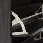 Шкаф за обувки /зебрано