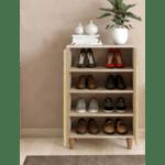 Шкаф за обувки SANTO 10 чифта сонома 60x34,5x91,5cm