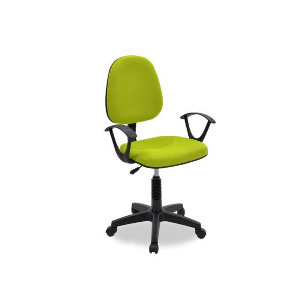 Maria  стол за работно бюро със зелен мрежест плат