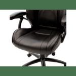 Офис стол Schumacher черен цвят