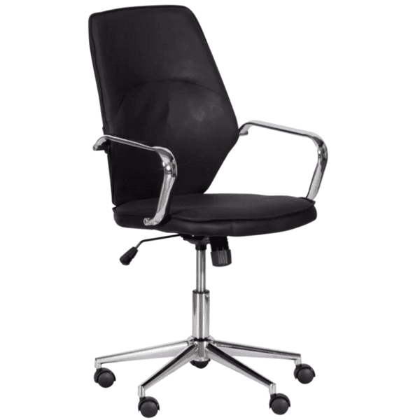 Работен офис стол Carmen 6374-1 - черен