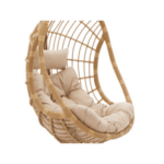 Градинска люлка Lacie бежов-кафяв цвят