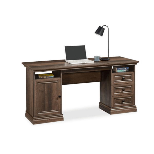 Работно бюро Mozart цвят орех 160x60x78cm