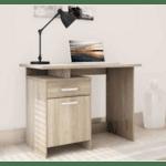 Офис бюро Looney цвят сонома 100x55x75cm