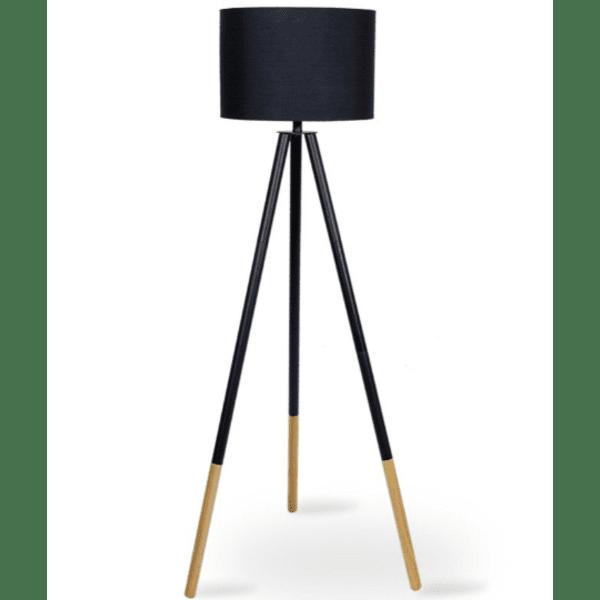 Метална подова лампа Φ41x155см