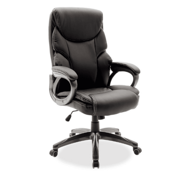 Офис стол Serena черен цвят