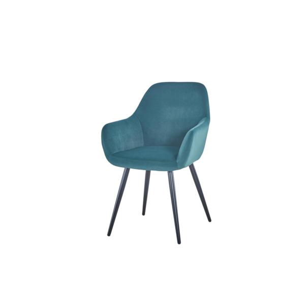 Трапезен стол К 314/светло зелен