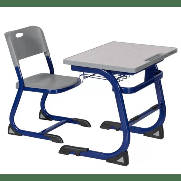 Единичен ученически чин със стол Carmen CR-001/CR-020