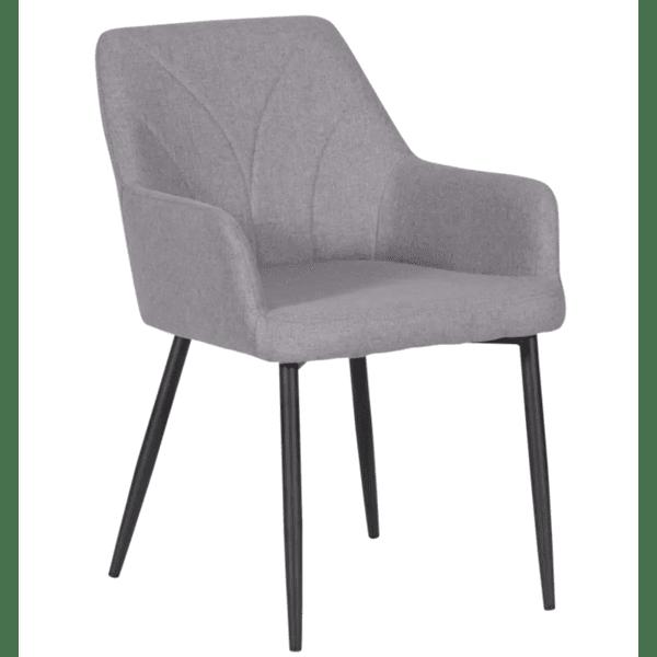 Трапезен стол Carmen 526 - сив