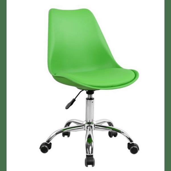 Офис стол VEGAS зелен цвят