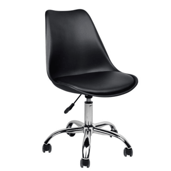 Офис стол VEGAS черен цвят