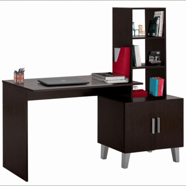 Офис бюро CHERISH цвят венге  150x45x137,5 см