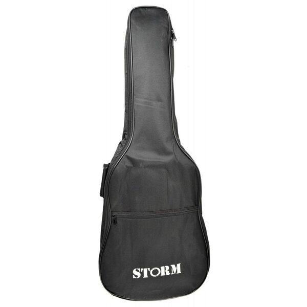 Универсален калъф за акустична или класическа китара с подплата 5mm.