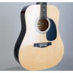 Комплект акустична китара с метални струни Hobax FAG-110 N с калъф и перца. ПОДАРЪК  онлайн уроци на стойност 100 лв