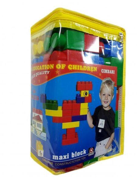 Детски конструктор с големи части /20 части/