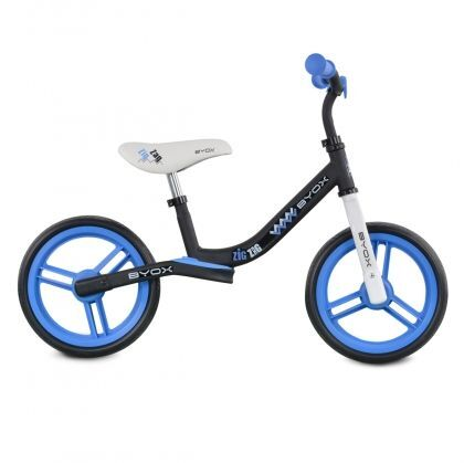 Балансиращ велосипед Zig-Zag, BYOX