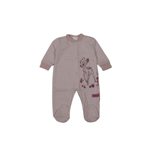 Ватиран бебешки гащеризон