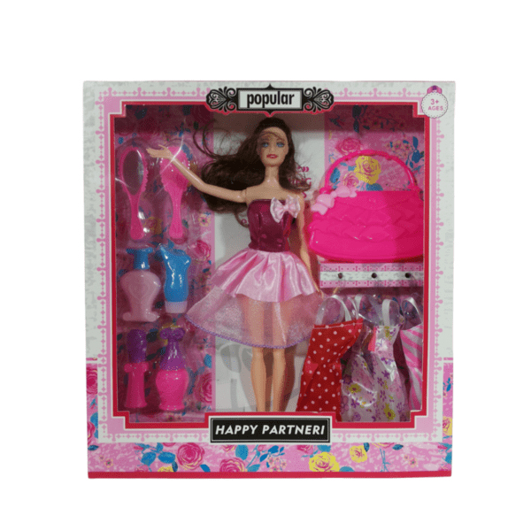 Кукла с аксесоари