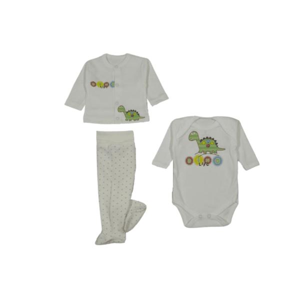 Бебешки комплект от 3 части