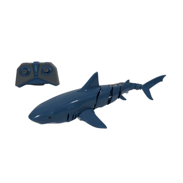 Играчка с радиоконтрол- акула