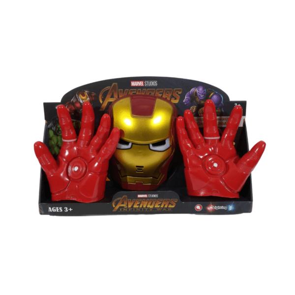 Супергерои- Железният човек