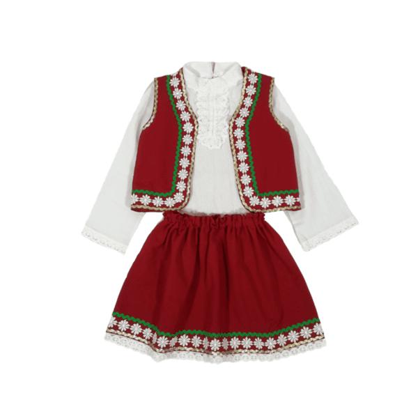 Детска народна носия за момиче