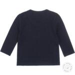 Блуза с дълъг ръкав за момче от органичен памук-Copy
