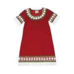 Детска народна носия- рокля с фолклорни мотиви