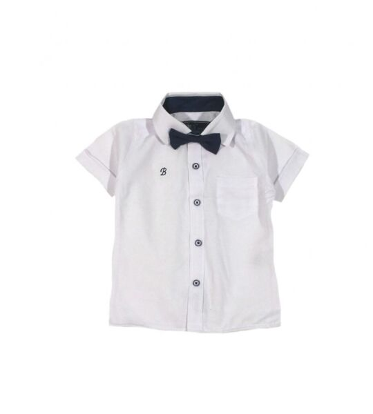 Бяла риза за момче