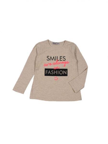 """Блуза за момиче """"Усмивка"""""""